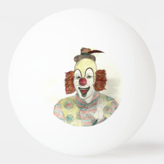 Clowning Around Ping Pong Ball