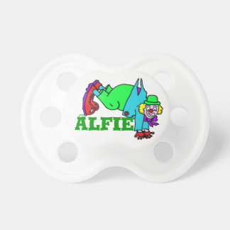 Clowning Capers Dummy Pacifier