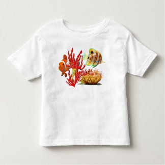 Clowns And Angels Horse-in Around! Toddler T-shirt