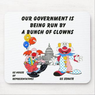 Clowns in Congress Mouse Mats