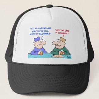 clowns in congress trucker hat
