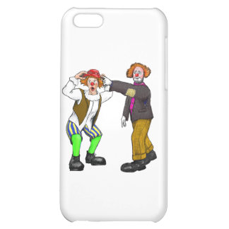 Clowns iPhone 5C Cover