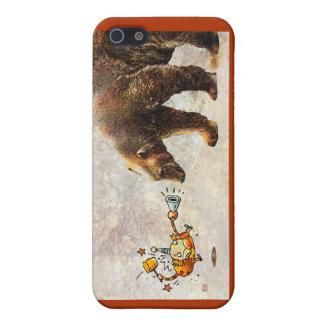 Clown's Last Act iPhone G4 iPhone 5 Case