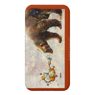 Clown's Last Act iPhone G4 Cover For iPhone 4