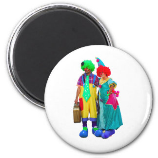 clowns magnet
