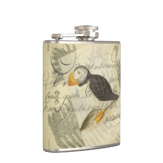 Clowns of the Sea Hip Flask
