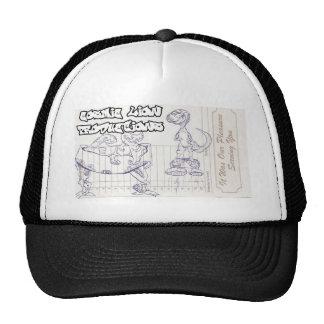 CLP-Hat Trucker Hat