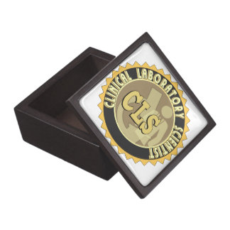 CLS BADGE - CLINICAL LABORATORY SCIENTIST GIFT BOX