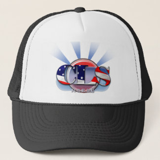 CLS in the USA CLINICAL LABORATORY SCIENTIST Trucker Hat