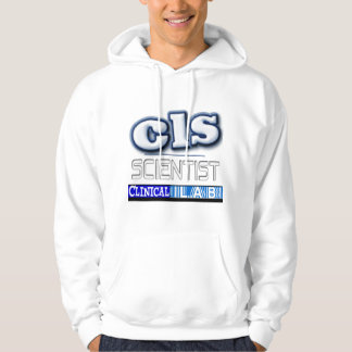 CLS LOGO - CLINICAL  LABORATORY SCIENTIST PULLOVER
