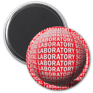 CLS SPHERE Clinical Laboratory Scientist Magnet