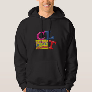 CLT WHIMSICAL LETTERS CLINICAL LABORATORY TECH SWEATSHIRT