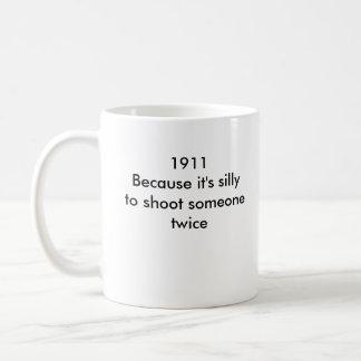 Club 1911 tazas de café