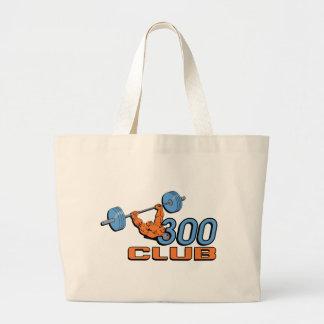 Club 300 bolsas lienzo