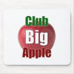 Club Apple grande Tapetes De Raton
