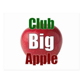 Club Apple grande Postales