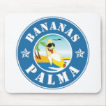 Club Bananas - Official Merchandise Mouse Pad