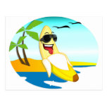 Club Bananas - Official Merchandise Postcard