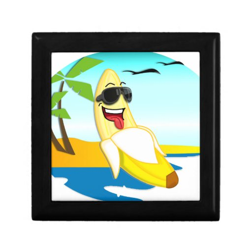 Club Bananas - Official Merchandise Trinket Boxes