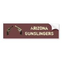Club Bumpersticker Bumper Sticker
