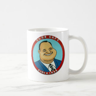 Club Cafe Fat Man Mug