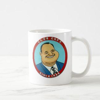 Club Cafe Fat Man Mug