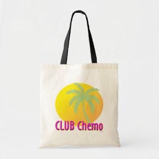 Club Chemo Canvas Bags