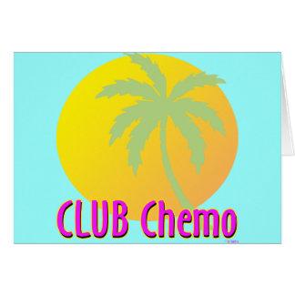 Club Chemo Card