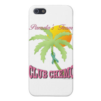 Club Chemo - Teal Cases For iPhone 5
