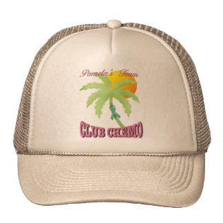 Club Chemo - Teal Mesh Hats