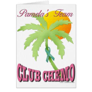 Club Chemo - trullo Felicitaciones