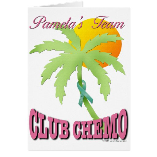 Club Chemo - trullo Tarjeta De Felicitación