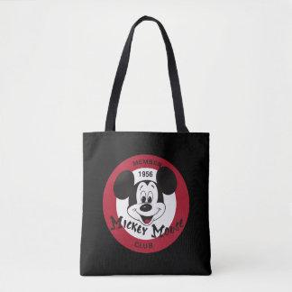 Club clásico de Mickey el | Mickey Mouse Bolsa De Tela
