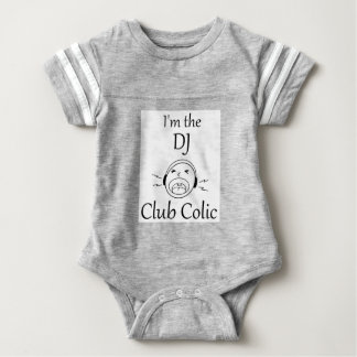 Club Colic - I'm the DJ bodysuit