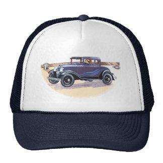 Club colorido del equipo de deportes del automóvil gorras de camionero
