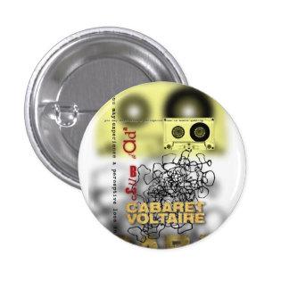 club dada - cabaret voltaire pinback button