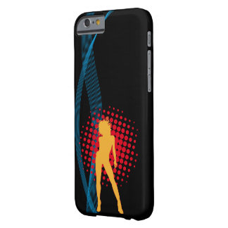 Club Dancing Girl Barely There iPhone 6 Case