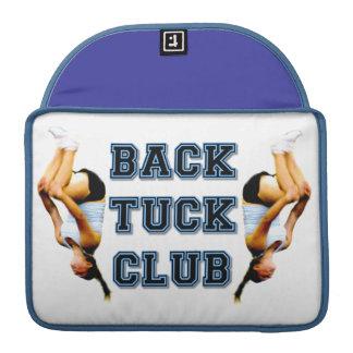 Club de Backtuck Funda Para Macbook Pro