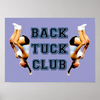 Club de Backtuck Posters