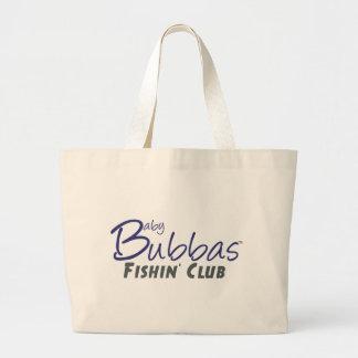 Club de Bubbas Fishin del bebé Bolsa De Mano