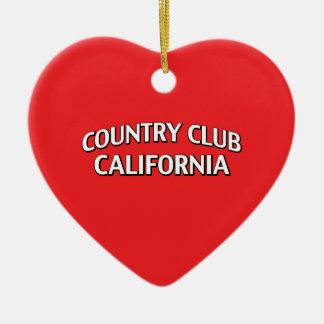 Club de campo California Ornamentos Para Reyes Magos
