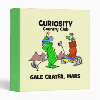 """Club de campo de la curiosidad carpeta 1"""""""