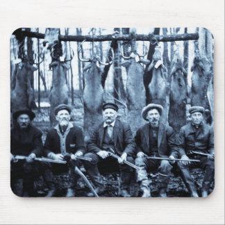 Club de caza - 1911 alfombrillas de ratón