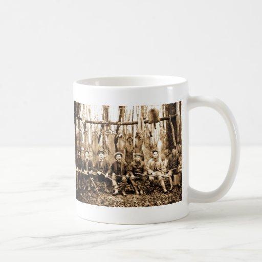 Club de caza a partir de 1911 taza clásica