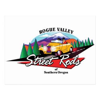 Club de encargo de Roces de la calle del valle del Postales