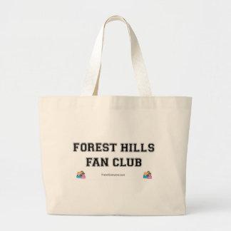 CLUB DE FANS DE FOREST HILLS BOLSA DE MANO