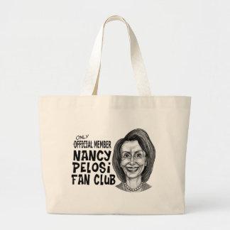 Club de fans de Nancy Pelosi Bolsas