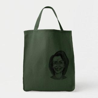 Club de fans de Nancy Pelosi Bolsas De Mano