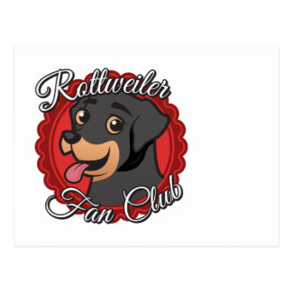 Club de fans de Rottweiler Postal