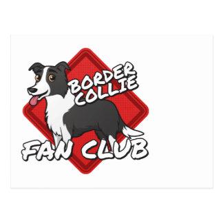 Club de fans del border collie postal